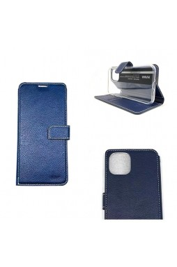Hana wallet Pouch  for iphone XI  5.8'' 2019  Navy Blue