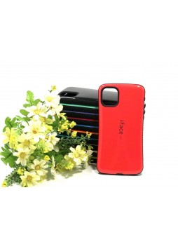 IfaceMall  Anti-Shock Case for iPhone 11 Pro 5.8'  Red
