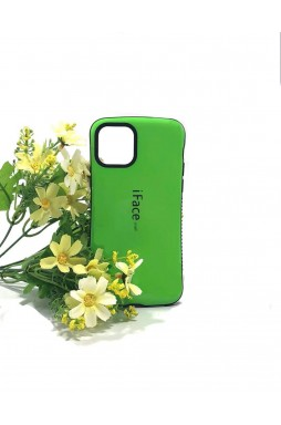 IfaceMall  Anti-Shock Case for iPhone 11 Pro 5.8'  Lime