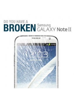 Mail-in Repair Service for Samsung Galaxy Note 2
