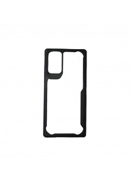 2M Anti Shock Heavy Duty TPU PC Case Cover For Samsung Note 20  Black