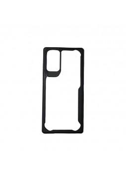2M Anti Shock Heavy Duty TPU PC Case Cover For Samsung Note 20 Ultra  Black