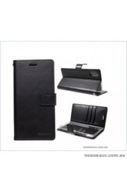Korean Mercury Bluemoon Diary Wallet Case ForSamsung S20 Ultra  6.9 inch  Black