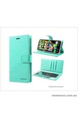 Korean Mercury Bluemoon Diary Wallet Case ForSamsung S20 Ultra  6.9 inch  Mint Green