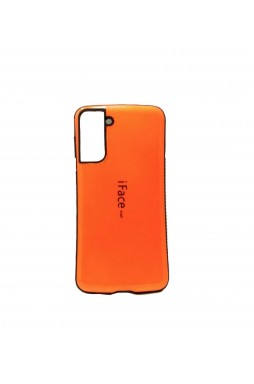 ifacMall Anti-Shock Case For Samsung S21 6.2 inch  Orange