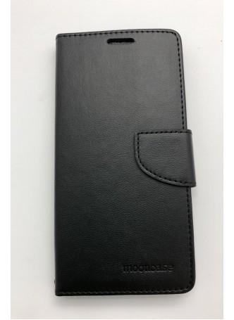 Mooncase Wallet Case For Samsung  Galaxy  A20 / A30 Black