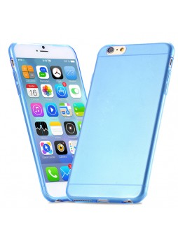 iPhone 6 Plus TPU Gel Case Cover - Blue