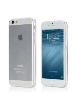 iPhone 6 Plus TPU Gel Case Cover - Clear