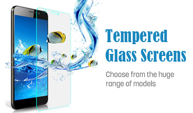 Tempered Glass Screens