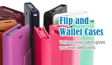 Flip and Wallet Cases